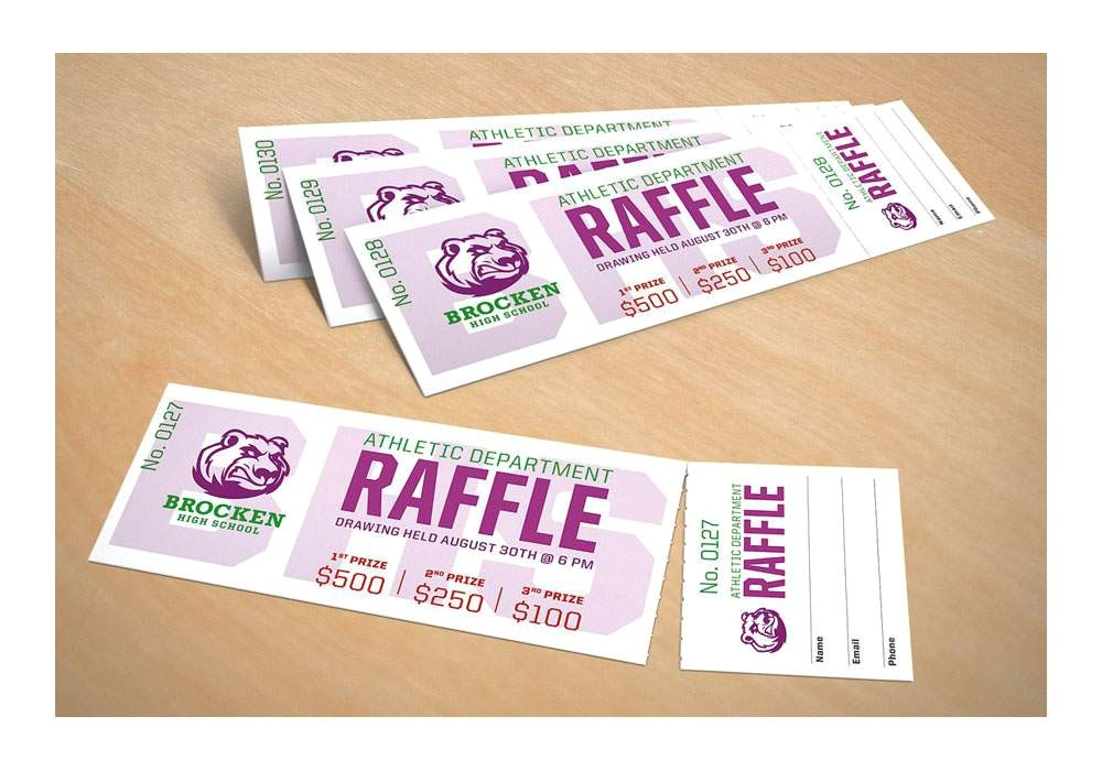 post avery raffle tickets printable 423496