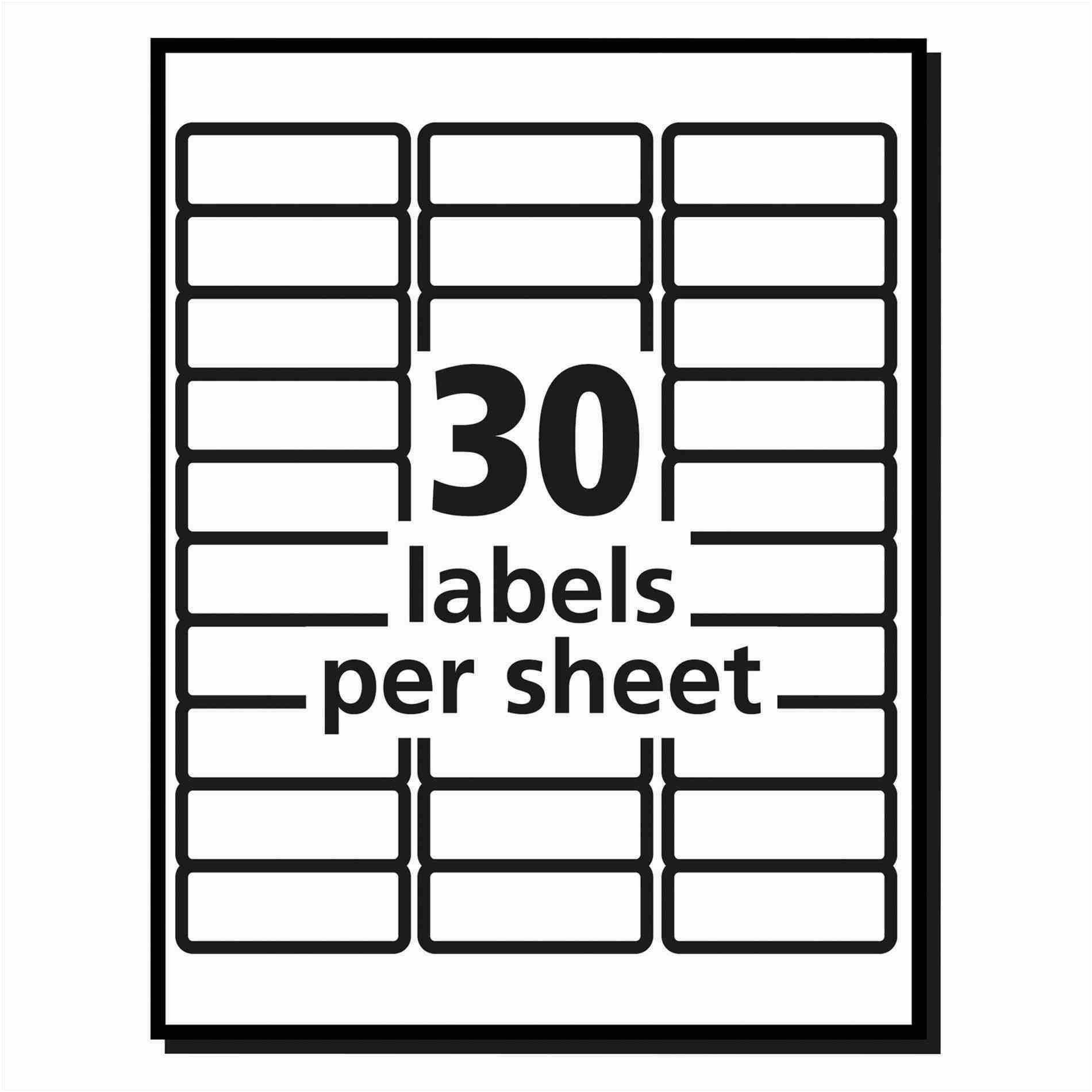 Avery Return Label Template Avery 80 Labels Template Kleobeachfixco Label Template 80