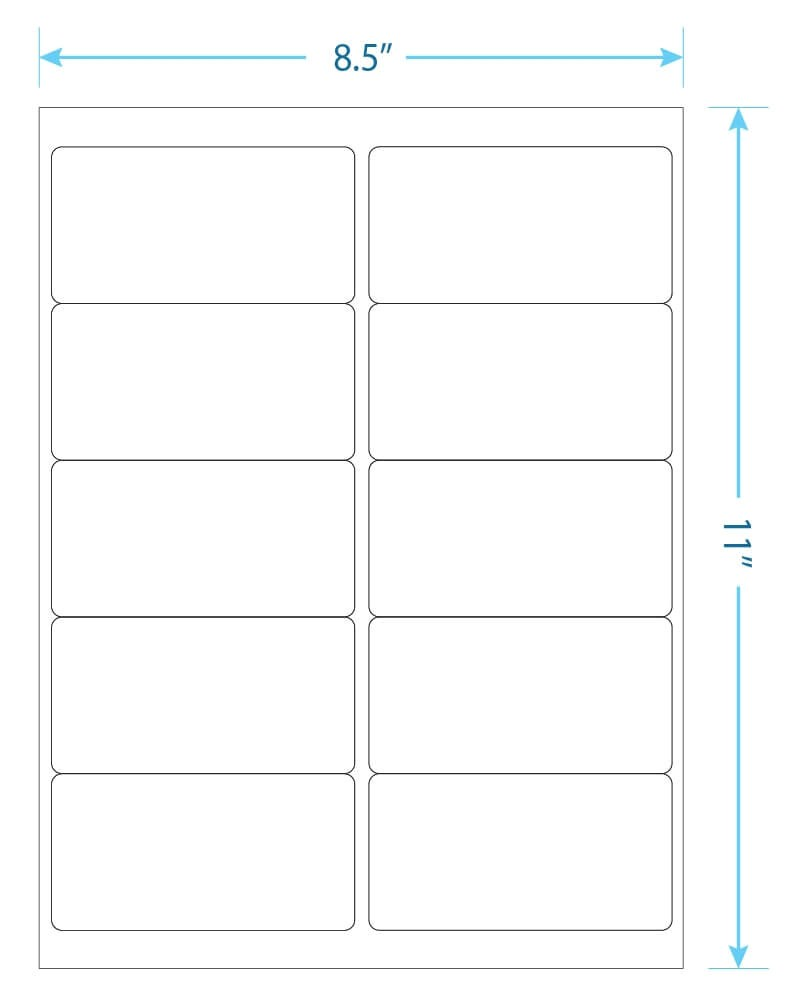 avery 5168 label template