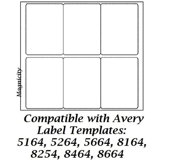 60 35 x 4 labels 10 sheets shipping