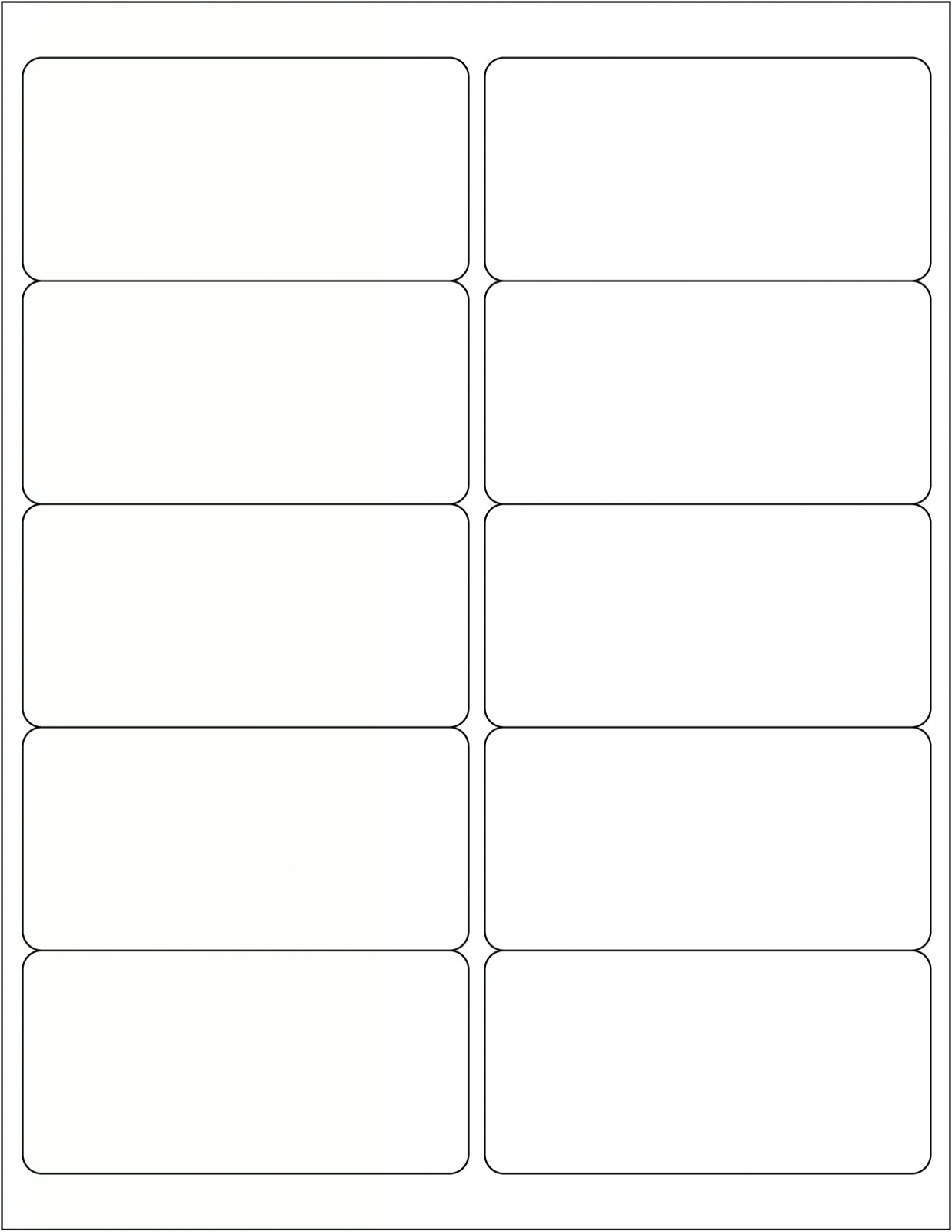 free printable shipping label template word pdf