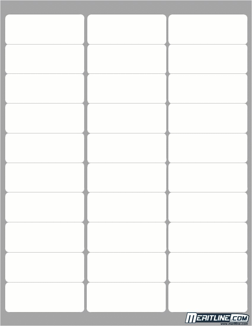 Avery Template Address Labels Avery Template 8160 Tryprodermagenix org