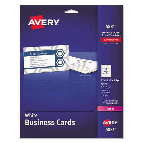 Avery Templates Business Cards 8 Per Sheet Bettymills Avery Print to the Edge Business Cards