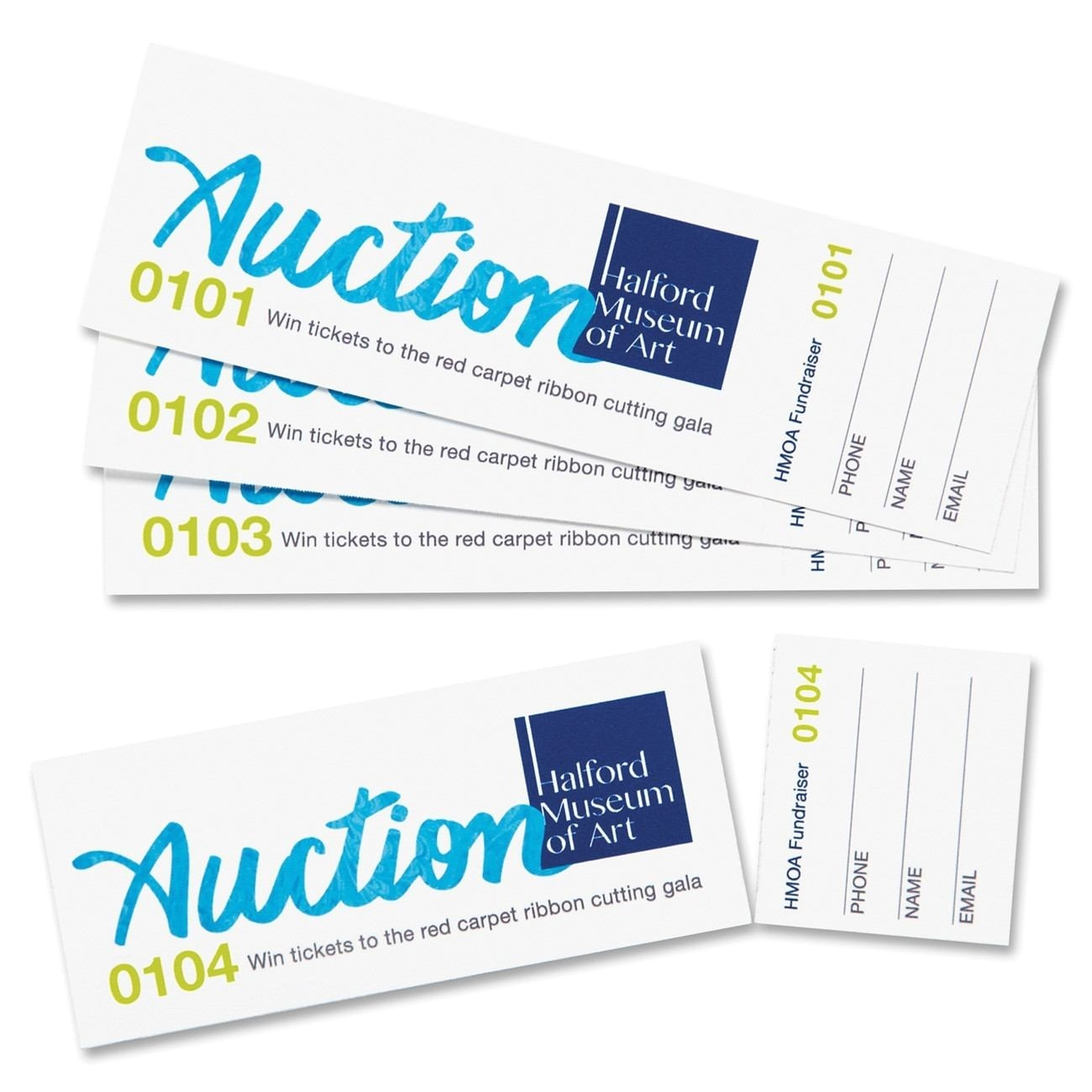 avery ticket template 16154