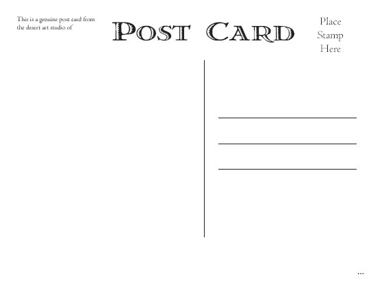 postcard template new portrait avery inspirational doc format of