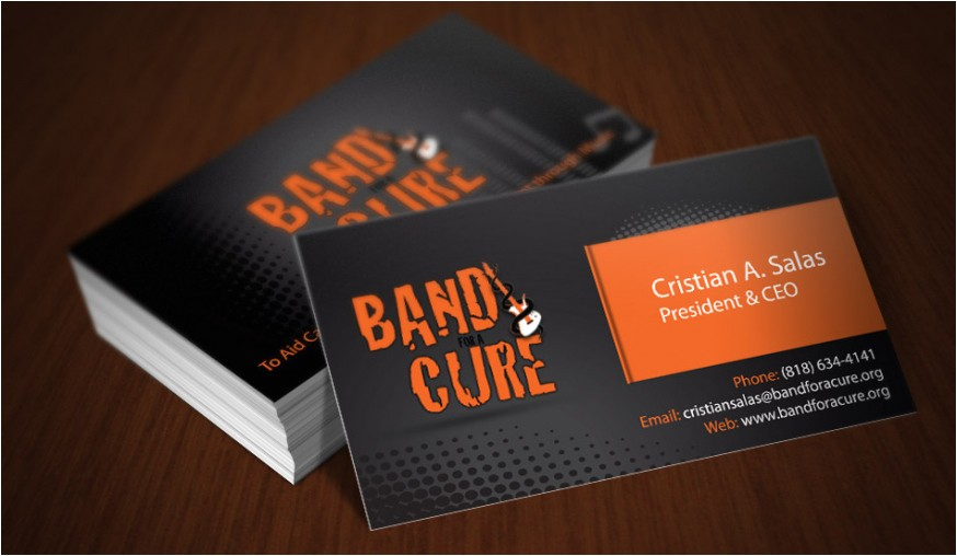 band business cards live music band business card template business card designs for bands