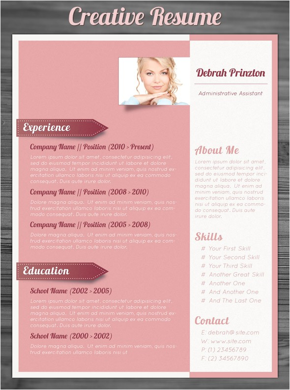 www creative resume templates com