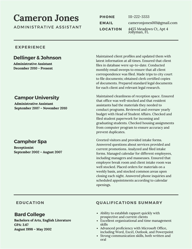Best Sample Resume Templates Best Resume format 2017 Template Learnhowtoloseweight Net