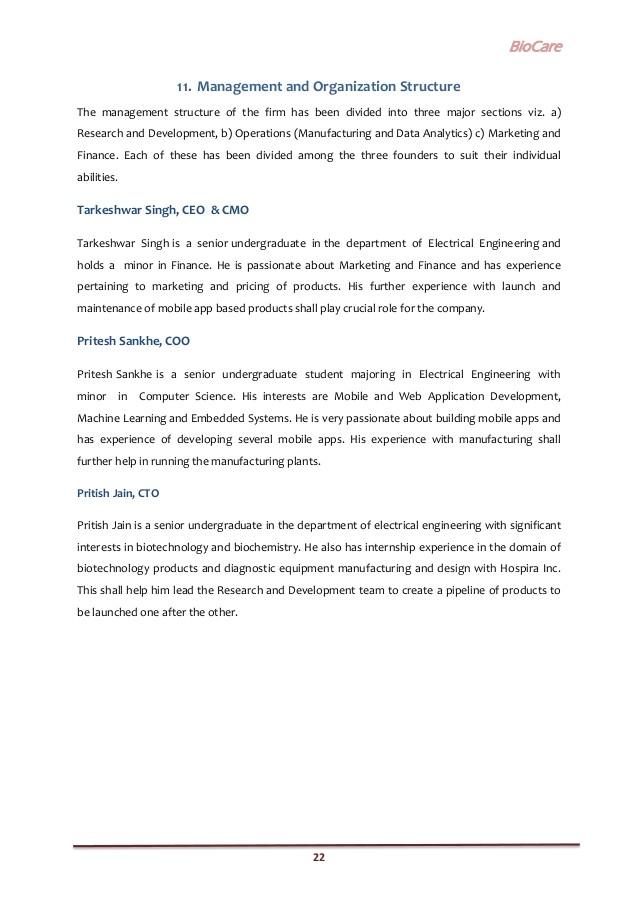 Biotech Business Plan Template Biotech Business Plan Template Defenddissertation X Fc2 Com