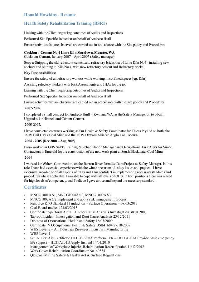 blackwater resume template