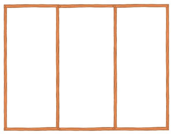 blank tri fold brochure template free download free blank tri fold template professional templates ideas