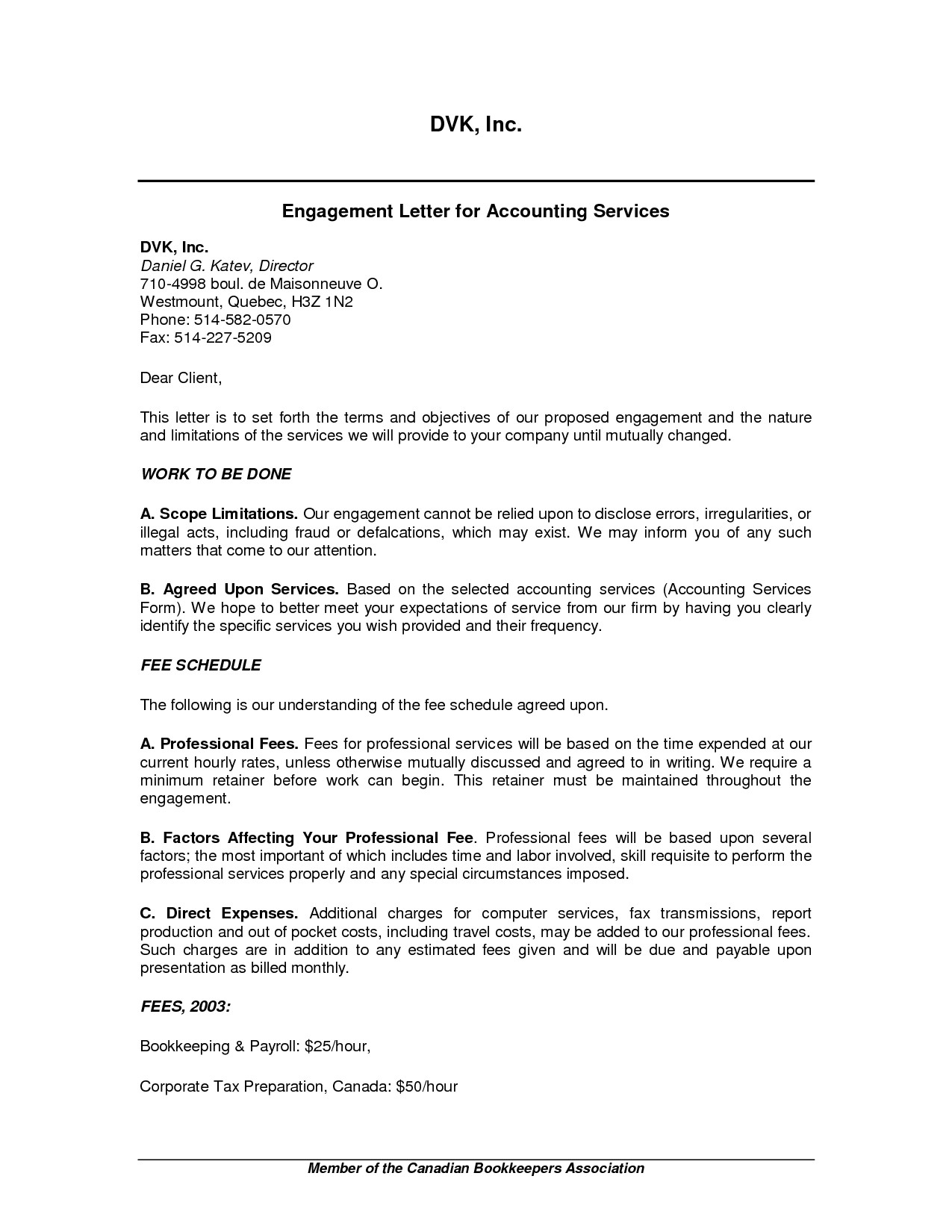 post accounting services proposal template 649288
