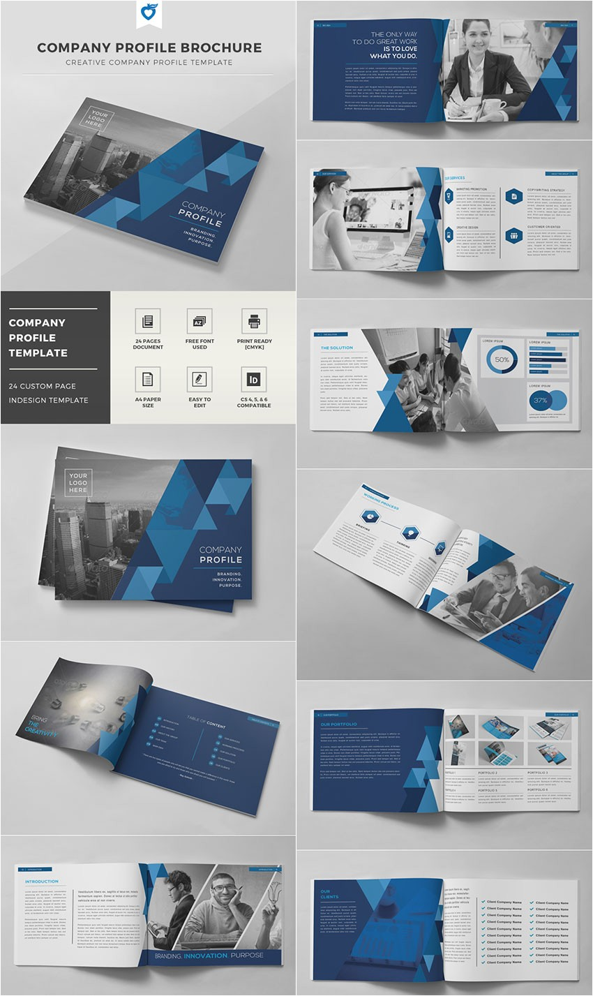 20 best indesign brochure templates for creative business marketing cms 26522