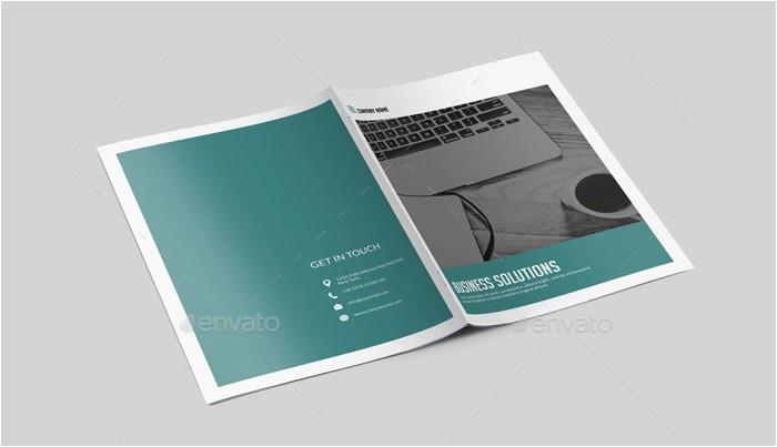 company brochure templates
