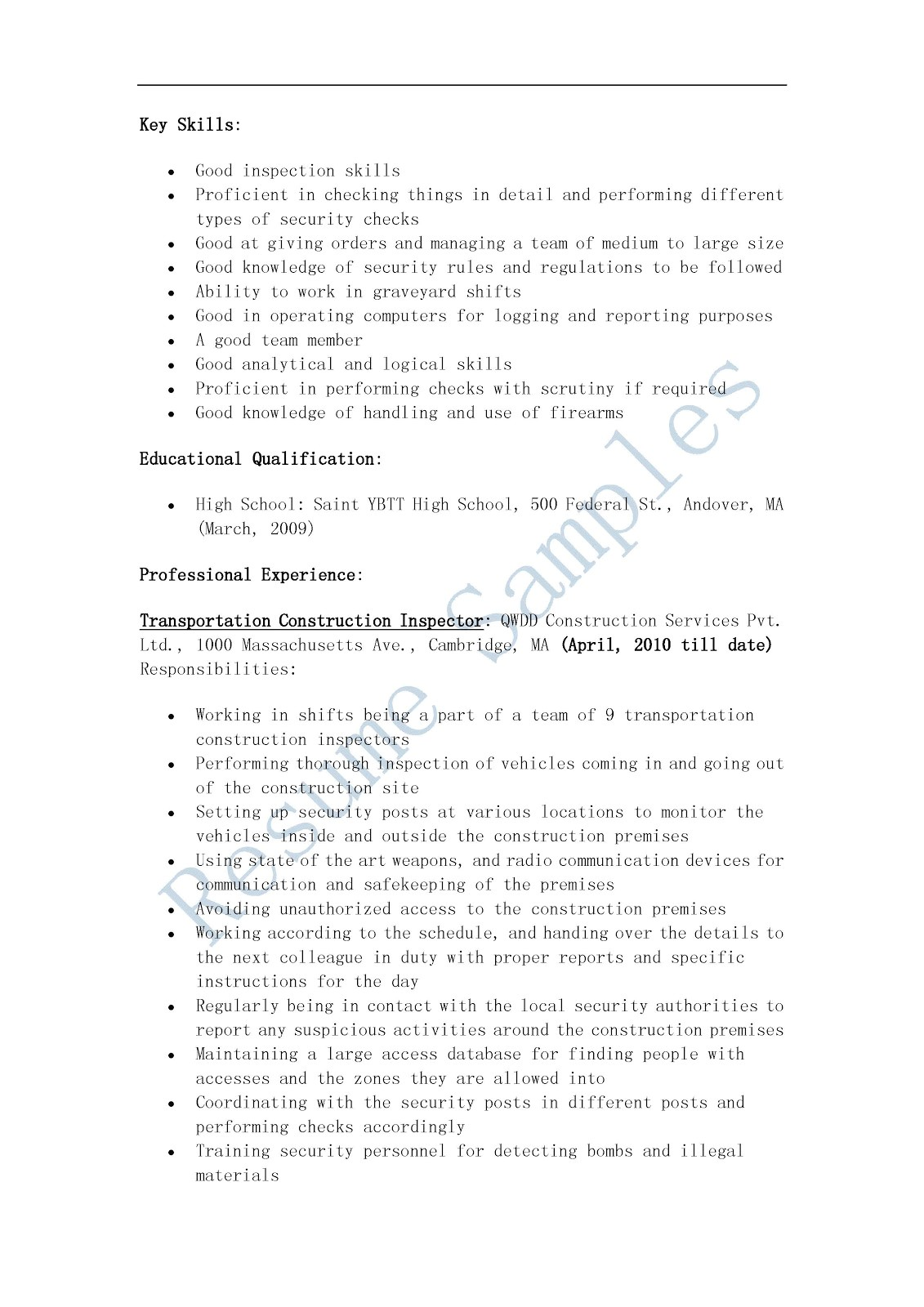 Building Material Sales Resume Sample Building Material Sales Cover Letter Pollutionvideohive