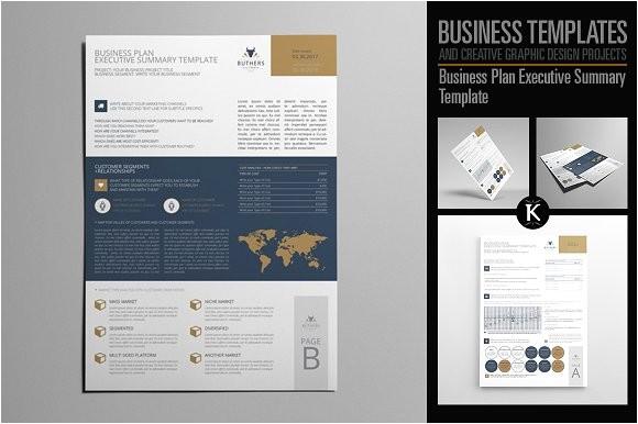 1341923 business plan executive summary