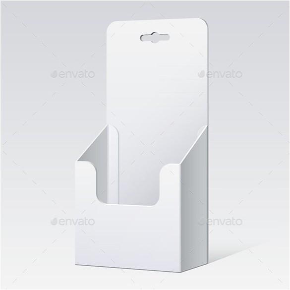 cardboard brochure holder template brochure zafira pics cardboard brochure holder template