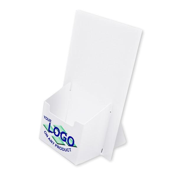 Cardboard Brochure Holder Template Designer Cardboard Brochure Holders Printing Printroo