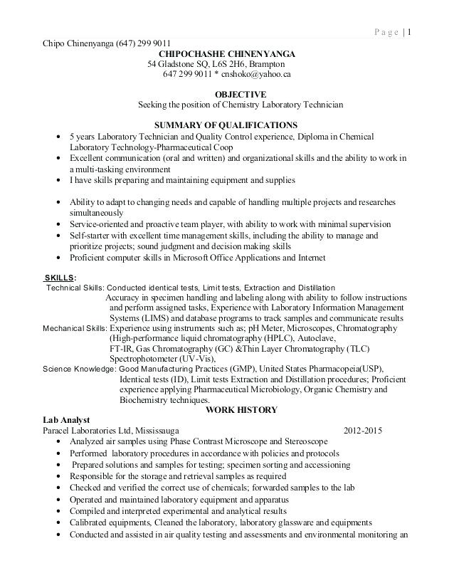 lab technician resume sample med tech medical technologist microbiology examples civil