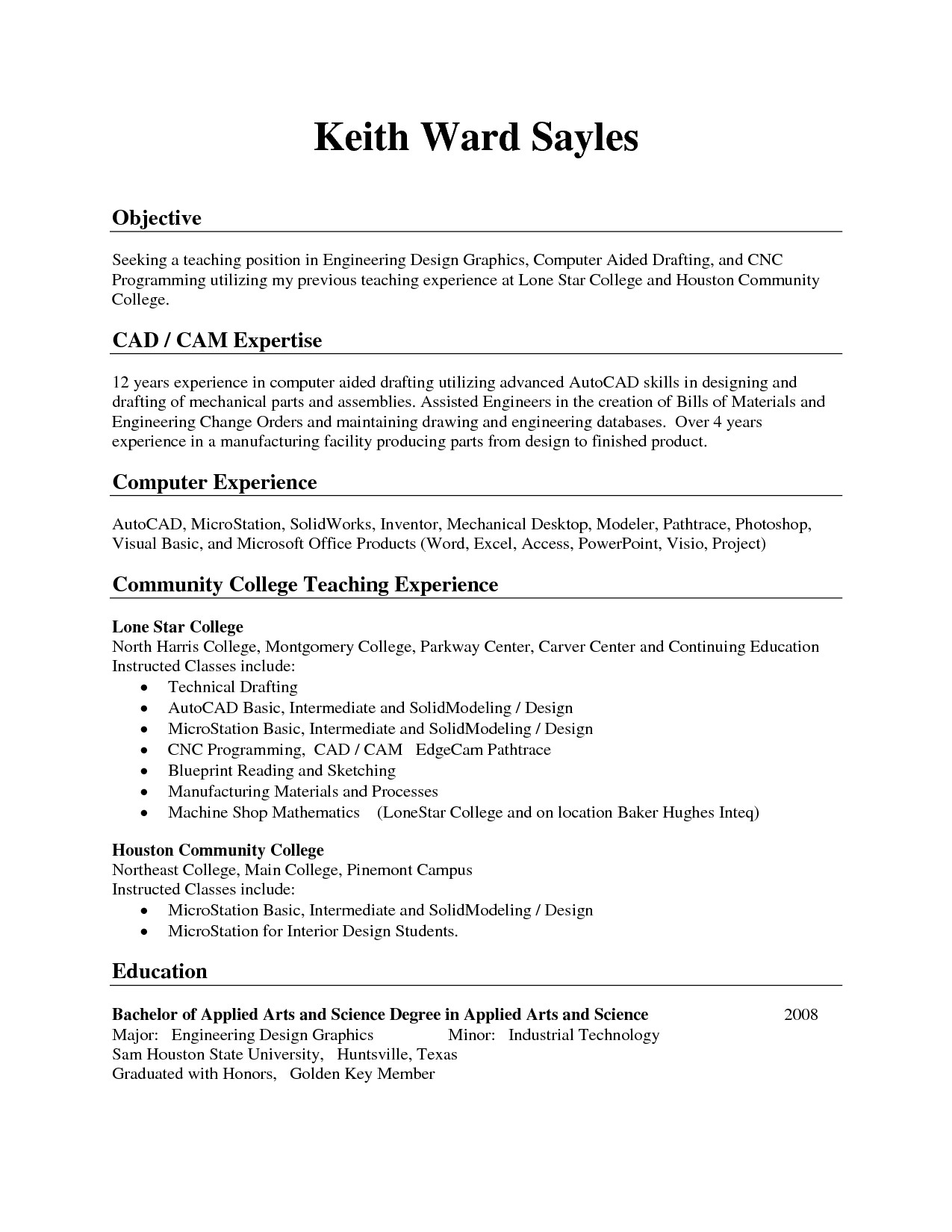 Cnc Programmer Resume Samples Cnc Programmer Resume Sample Resume Ideas