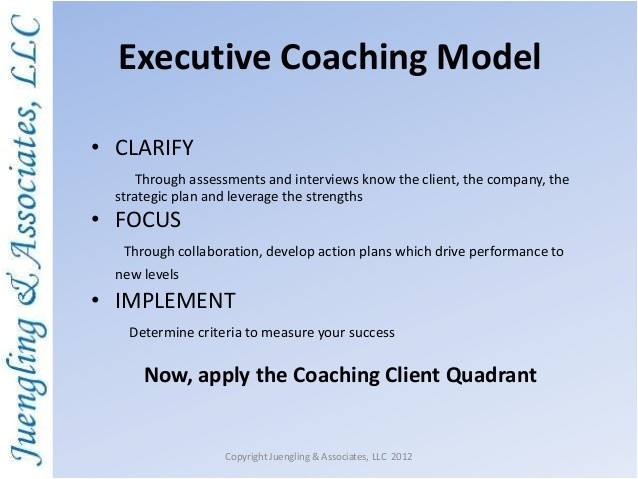 client coaching quadrant new template