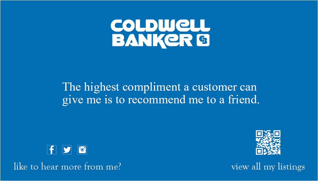 coldwell banker business cards rsd cb 113