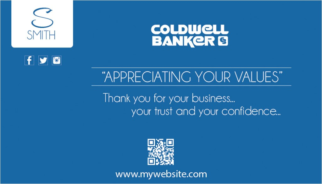 coldwell banker business cards rsd cb 121