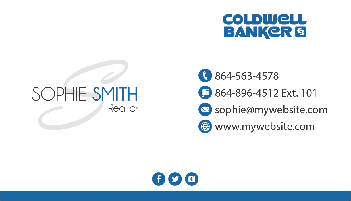 Coldwell Banker Business Card Template Coldwell Banker Business Cards 21 Coldwell Banker
