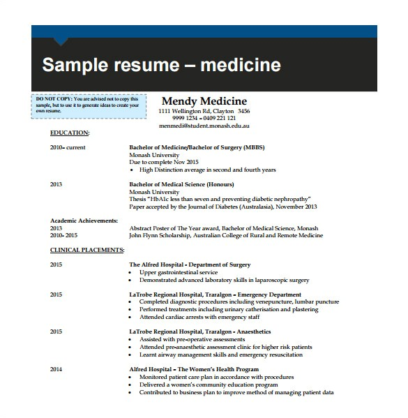 Combination Resume Sample Pdf Combination Resume Template 6 Free Samples Examples