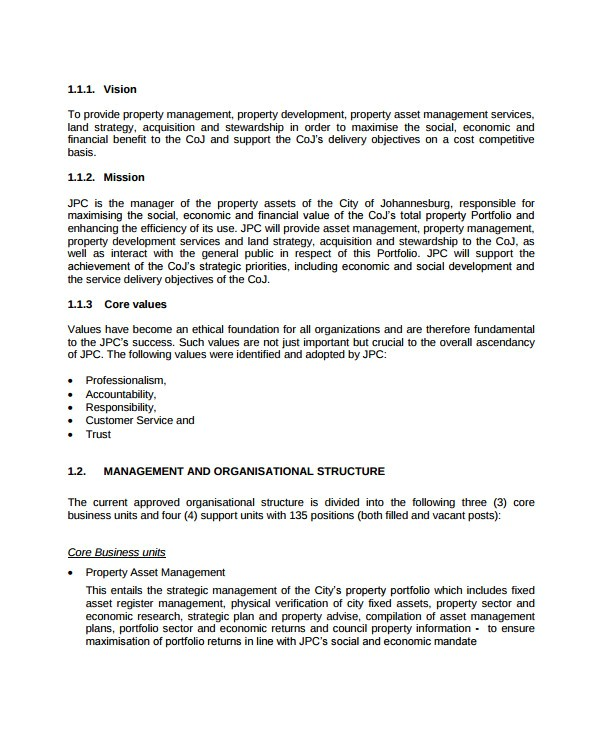 Company Business Plan Template Construction Business Plan Template 9 Free Sample