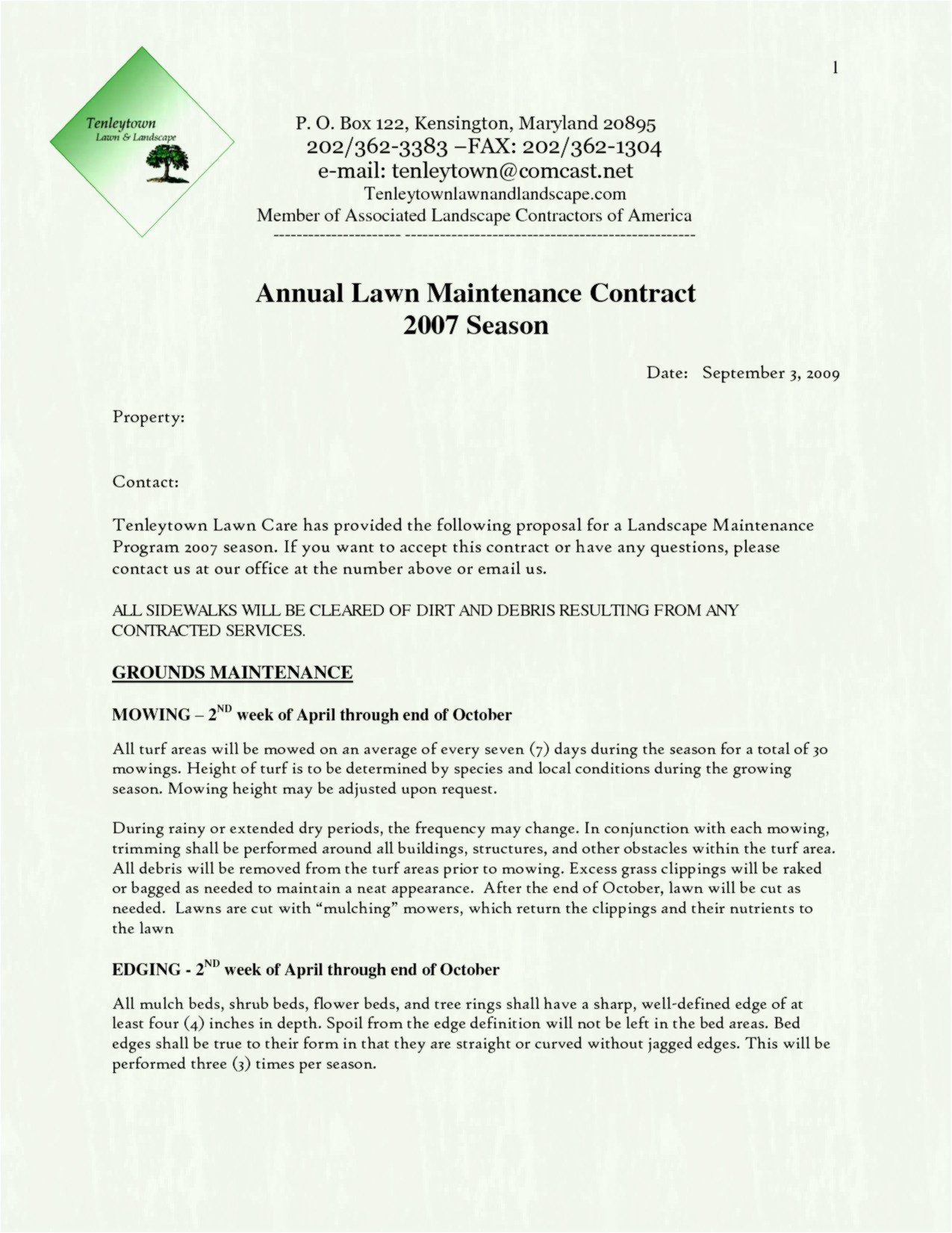 contest proposal template landscape estimate form and landscaping design examples garden post 2