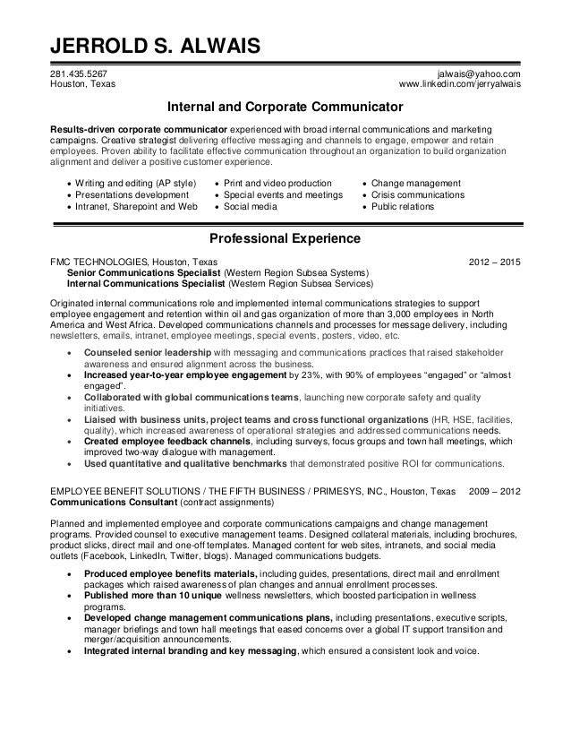 jerrold alwais resume internal communications0429