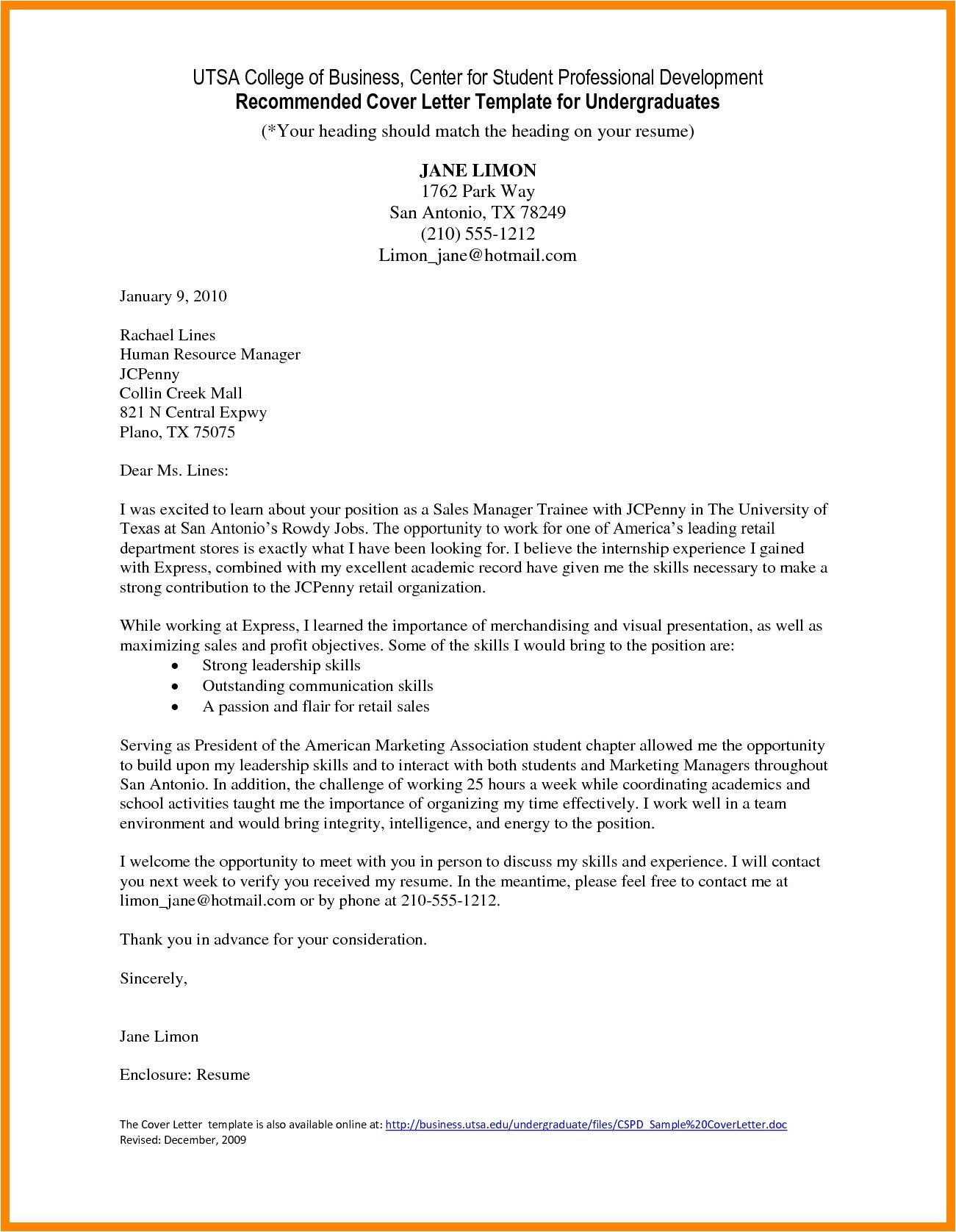 Cover Letter for Resume Template 14 Best Of Sample Resume Retail Sales associate No
