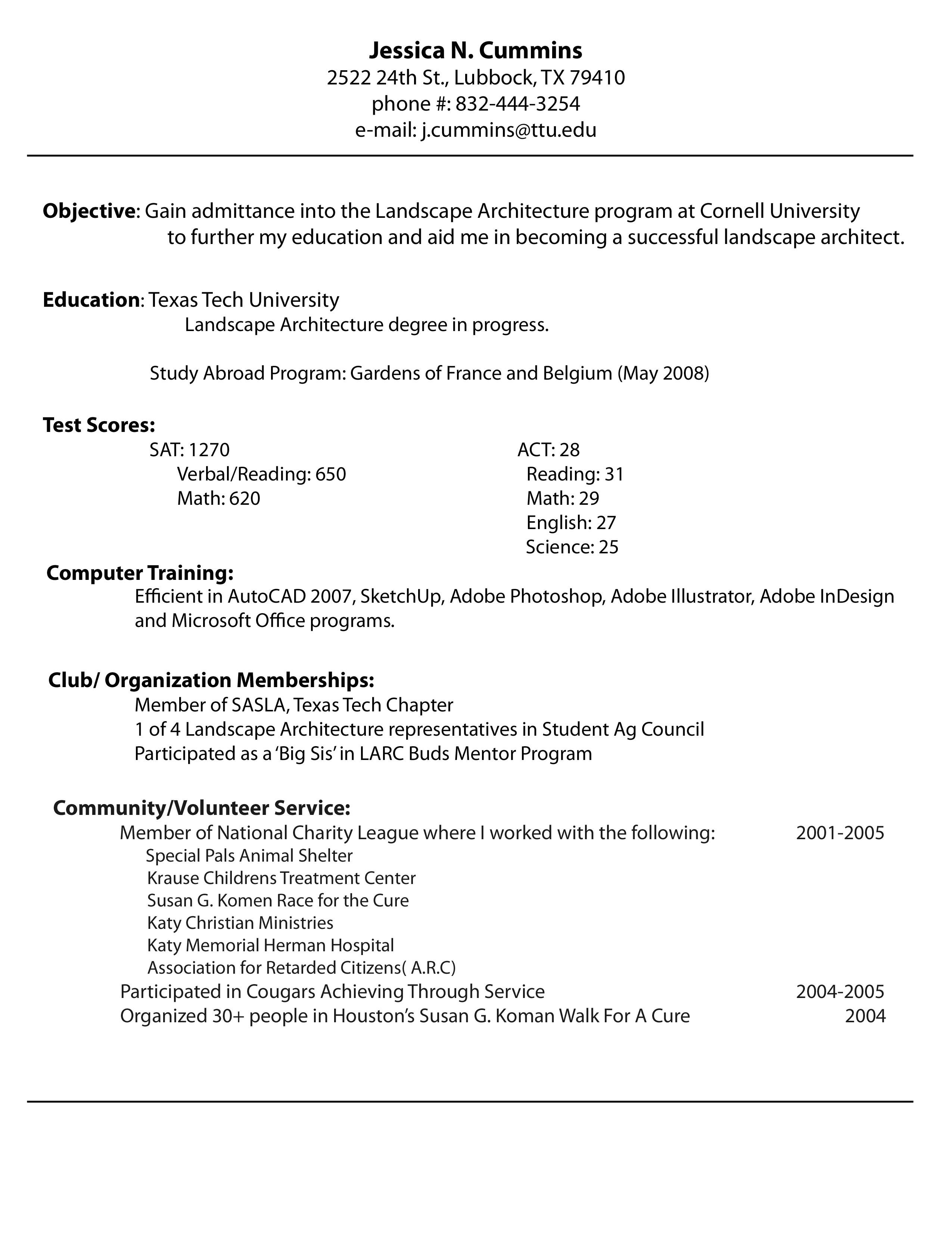 create free resume online