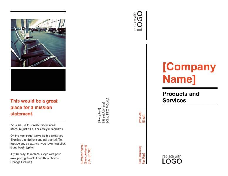 post create a tri fold brochure 20258