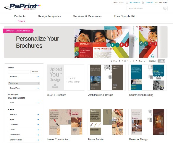 Create Your Own Brochure Templates Free 23 Free Brochure Maker tools to Create Your Own Brochure