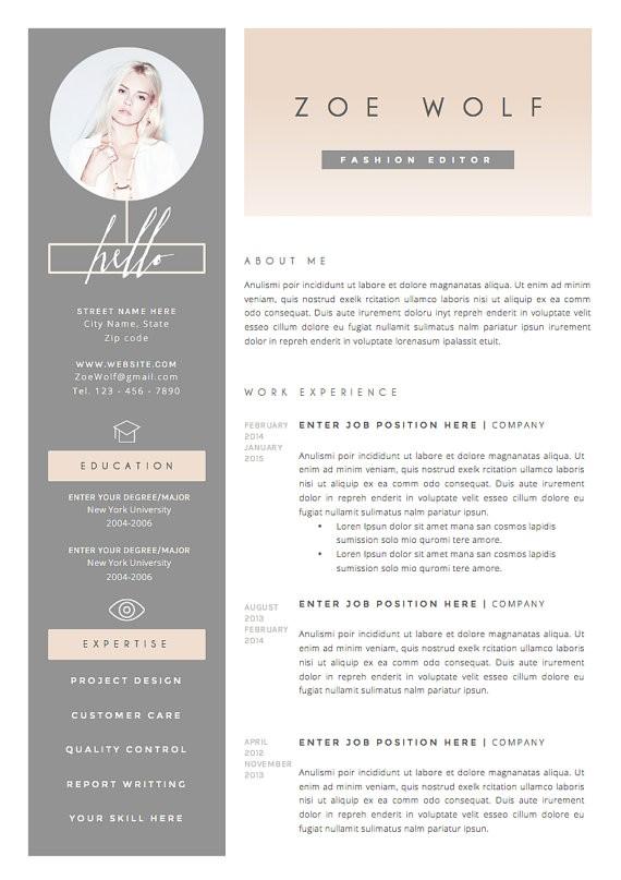 Creative Professional Resume Templates 11 Dazzling Creative Resume Templates