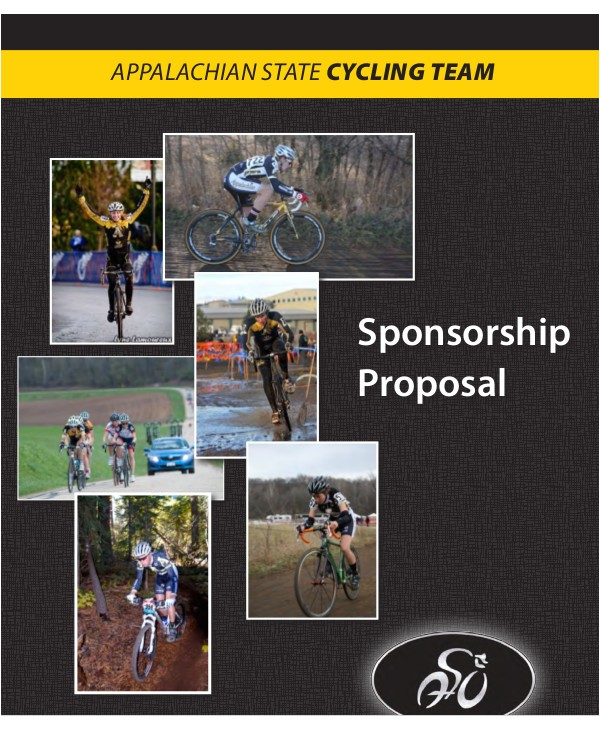 team sponsorship proposal