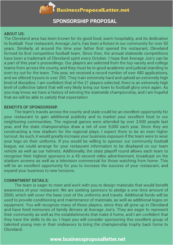 Dirt Track Racing Sponsorship Proposal Template Sample Business Proposal Letter Online Business Proposal