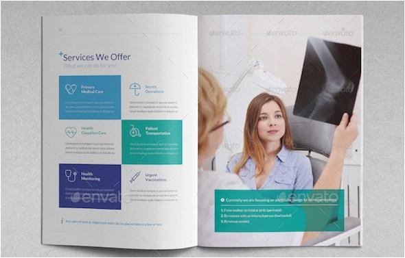 doctor brochure examples