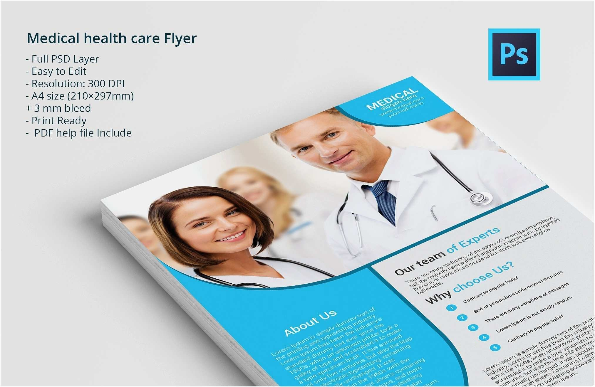 medical brochure templates best of doctor brochure template free unique medical health care flyer flyer