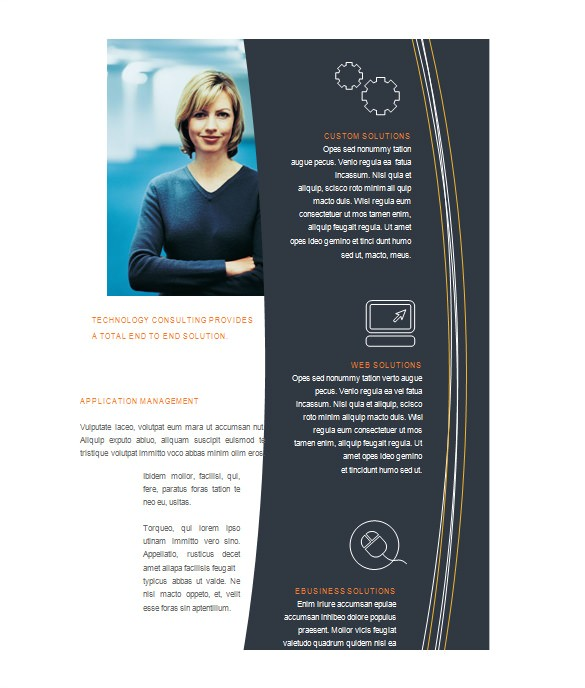 ms office brochure templates microsoft brochure template 34 free word pdf ppt publisher printable