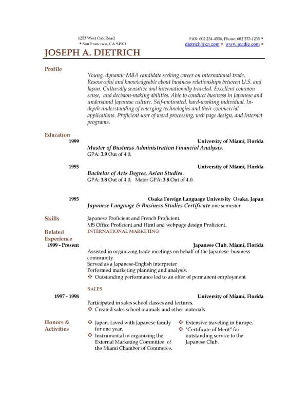 Downloadable Resume Templates Free 85 Free Resume Templates Free Resume Template Downloads