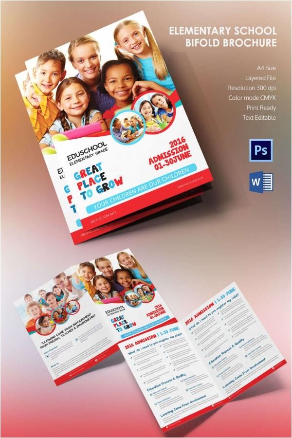 microsoft brochure template