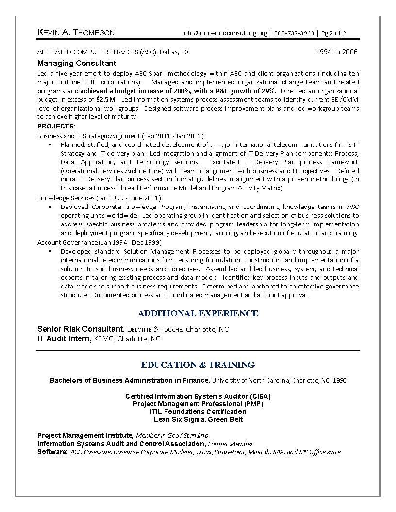 Enterprise Architect Resume Sample It Resume Engineering Sample Resume Business Architect