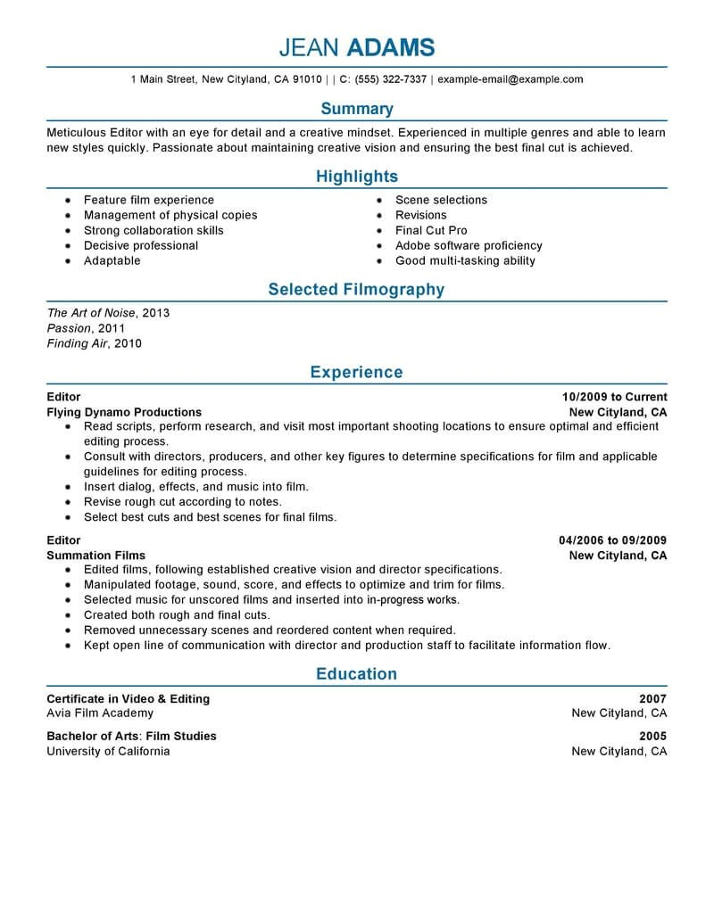 entry level quality assurance analyst resume