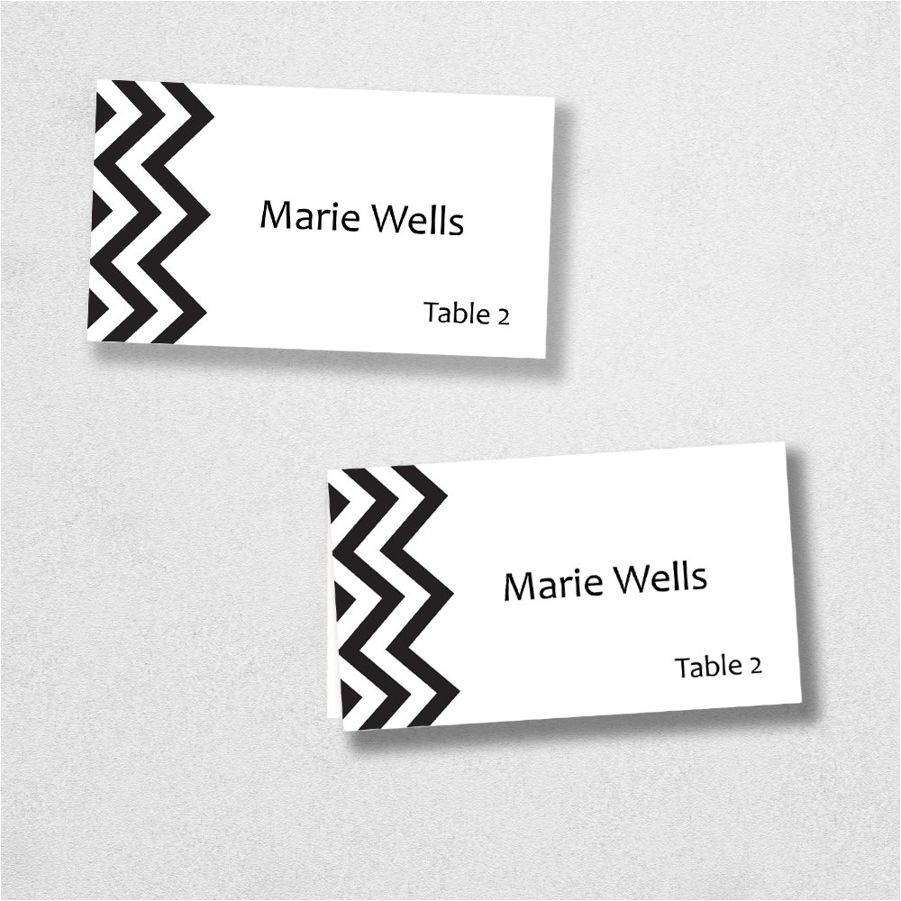Escort Card Template Avery Printable Place Card Template Instant Download Escort Card