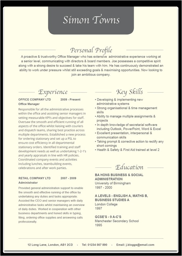 Fancy Resume Templates 30 Cv Resume Design Templates to Get You Noticed