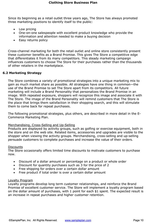business plan template retail clothing line business plan template business plan writing tips template