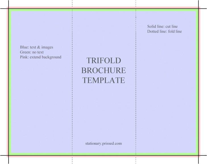 z fold brochure template indesign